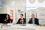 druhá debata s kandidáty na prezidenta s think tank evropské Hodnoty 1