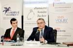 druhá debata s kandidáty na prezidenta s think tank evropské Hodnoty 2