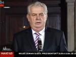 Inaugurace prezidenta ČR Miloše Zemana
