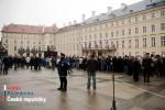 Inaugurace prezidenta ČR Miloše Zemana 11