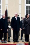 Inaugurace prezidenta ČR Miloše Zemana 18
