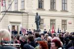 Inaugurace prezidenta ČR Miloše Zemana 20