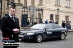 Inaugurace prezidenta ČR Miloše Zemana 8