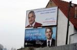 Jaká je úroveň billboardů kandidátů na prezidenta?
