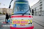 Karel Schwarzenberg a jeho guerillová volební kampaň v Brně