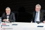 Prezidentský duel iDNES 22.1.2013