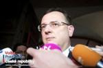 Setkání Miloše Zemana a premiéra Petra Nečase 4
