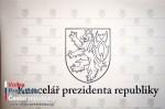 Setkání Miloše Zemana a Václava Klause na hradě