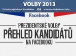 Volby 2013 a přehledné výsledky sociálních sítí SocialBakers