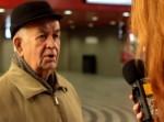 Videoanketa s názory občanů na volbu prezidenta 2013 (Praha 8.11. 2012)
