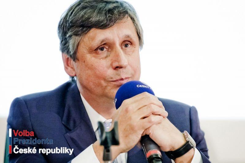 Jan Fischer ve zprávách České Televize