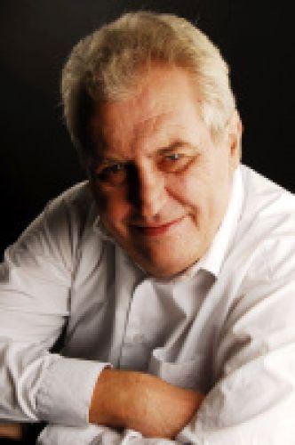 Miloš Zeman (www.zemannahrad.cz)