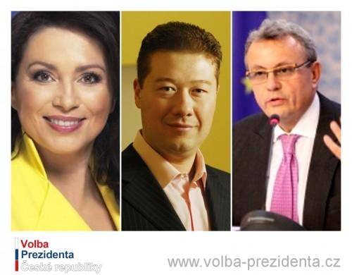 Tři kandidáti vyřazeni z boje o prezidentský post?