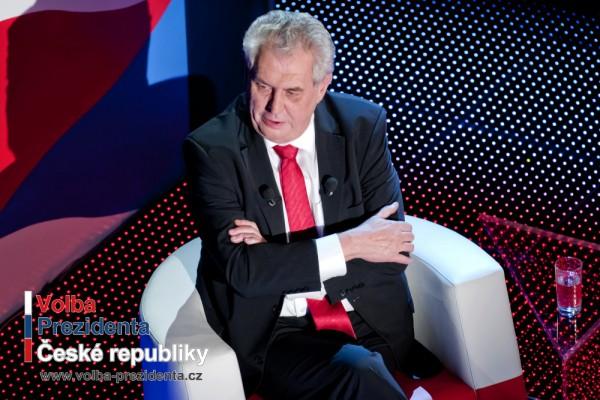 Miloš Zeman a jeho styky s Miroslavem Šloufem