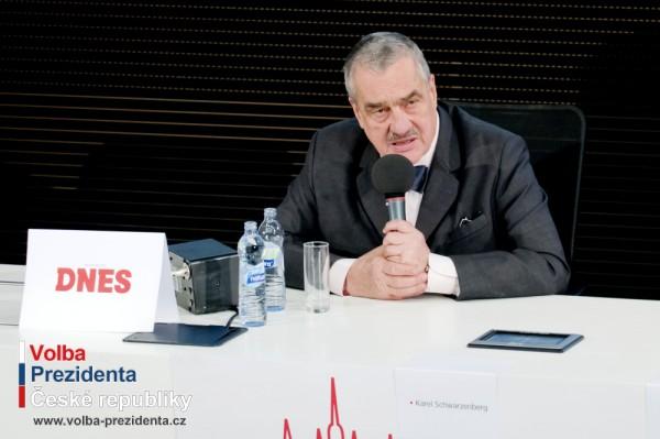 Výsledek volby je úspěch, míní Marek Pražák