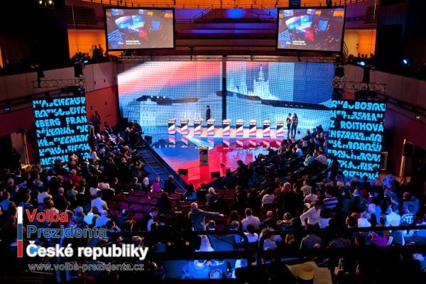 Česká Televize chystá debaty s kandidáty na prezidenta