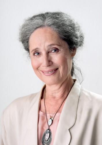 Táňa Fischerová, kandidátka do prezidentské volby České republiky 2013 (oficiální kandidaturu na prezidentský post oznámila 28.7. 2012)
