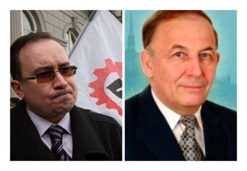 Kandidáti Tomáš Vandas a Jiří Karas ukončili boj o hrad