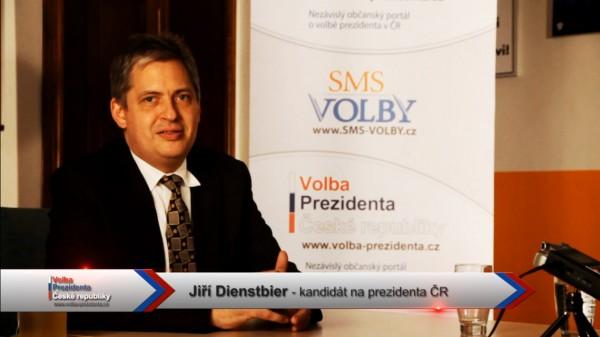 Video pozdrav Jiří Dienstbier